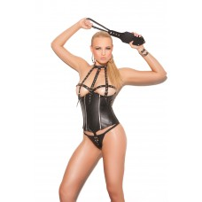 Leather paddle.  - L9254