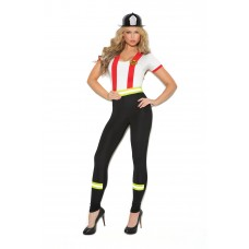Firemen's Hat for costumes 9514 & 9133. - 9679H