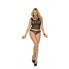 Crochet cami top and matching panty.  - 1363Q