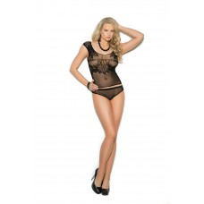 Crochet cami top and matching panty.  - 1363