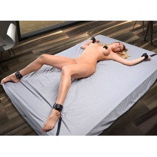 Leather Bed Restraint Kit