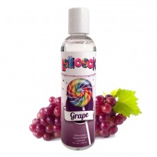 Lollicock 4 oz. Water-based Flavored Lubricant - Grape