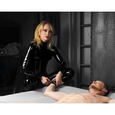 Isabella Sinclaire Leather Bed Restraint Kit