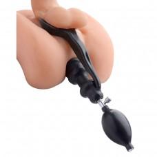 2 Gummy Cock Rings- Black